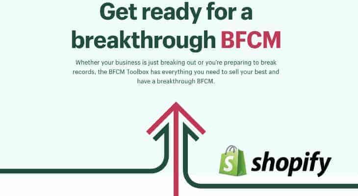 Shopify Merchants Sell Over $2.9 Billion In One Weekend