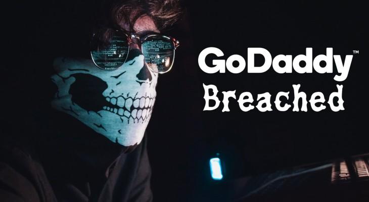 GoDaddy Hosting Accounts Breached