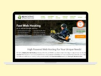 A2Hosting - Cheap and fast