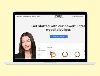 Weebly Site Builder