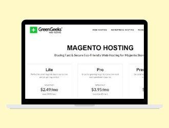 GreenGeeks Magento Hosting