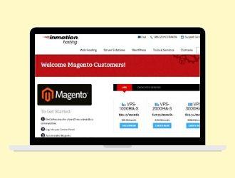 InMotion Magento Hosting