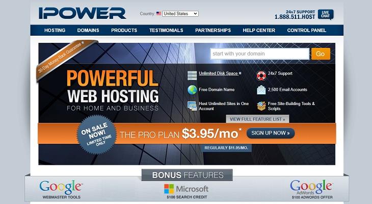 Best Alternatives to iPower Hosting
