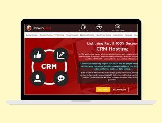 KnownHost CRM Hosting