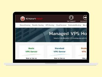 KnownHost VPS Hosting