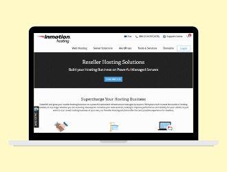 InMotion Hosting reseller hosting