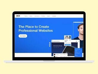 Wix Site Builder